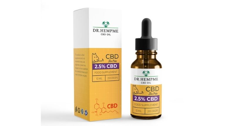 cbd oil for pets foo supplement product